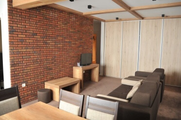 Dnevni boravak - dnevna soba Apartmani Župa Kopaonik
